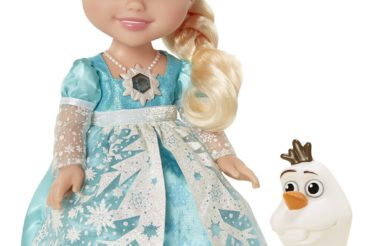 Disney Frozen Snow Glow Elsa – The Best Gift For A Little Girl