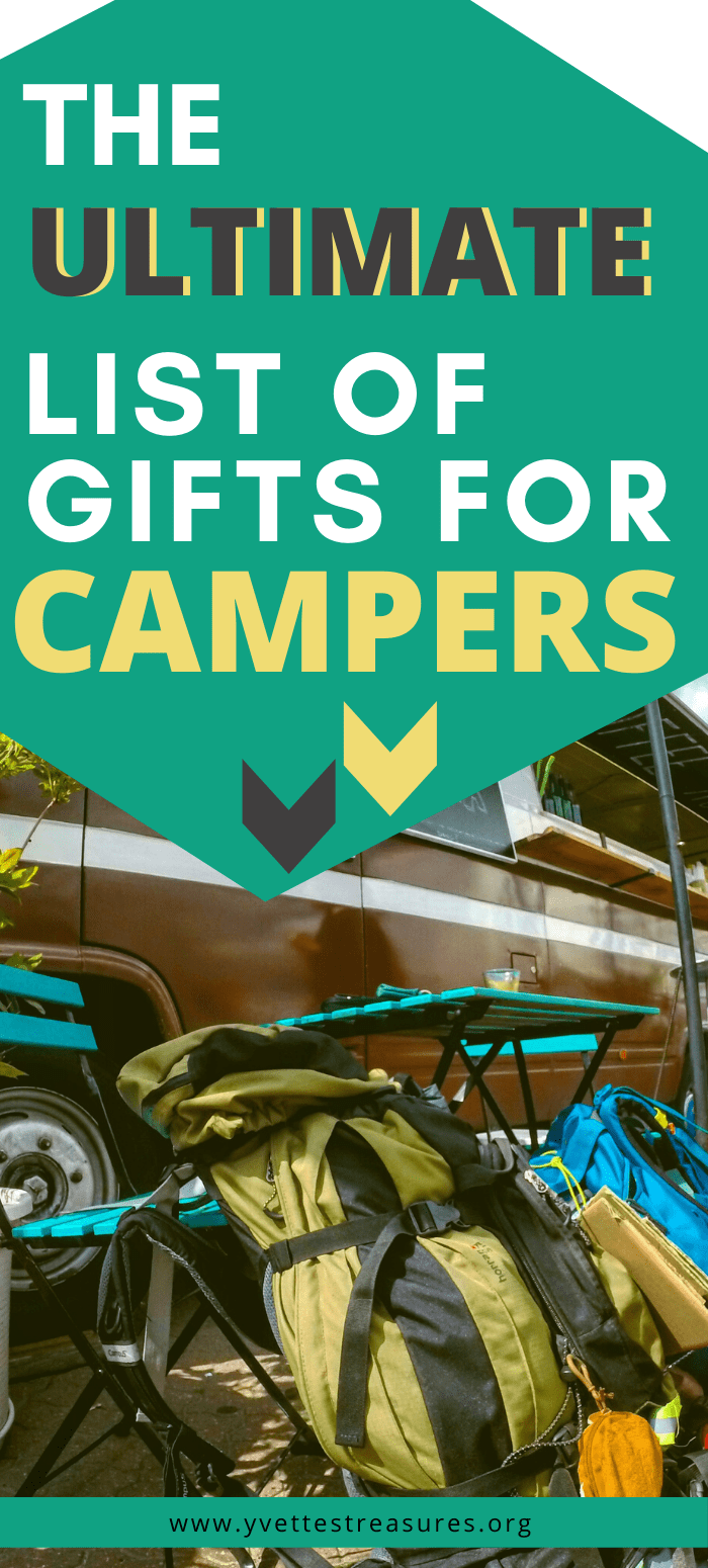 Gifts For People Who Love Camping