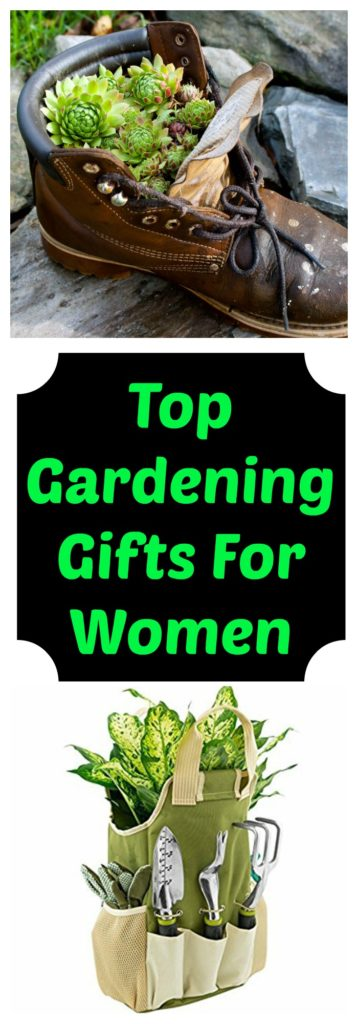 garden gifts for women
