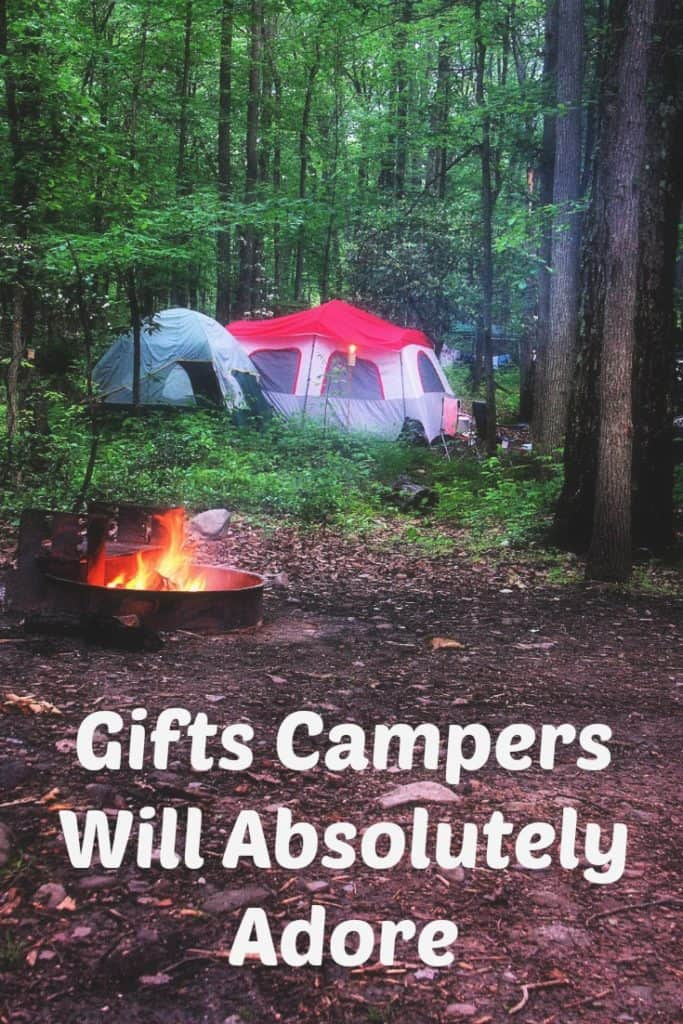 best gifts for campers