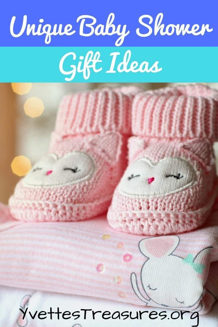 Unique Baby Shower Gifts Ideas