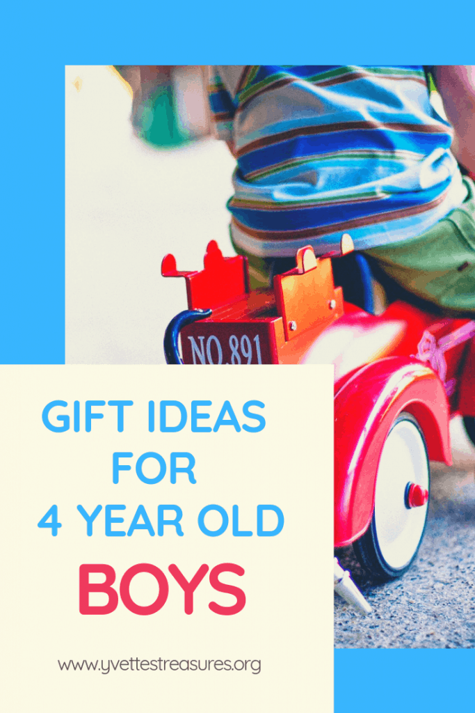 Top Toys 4 Year Old Boys Save Birthday Gift Ideas