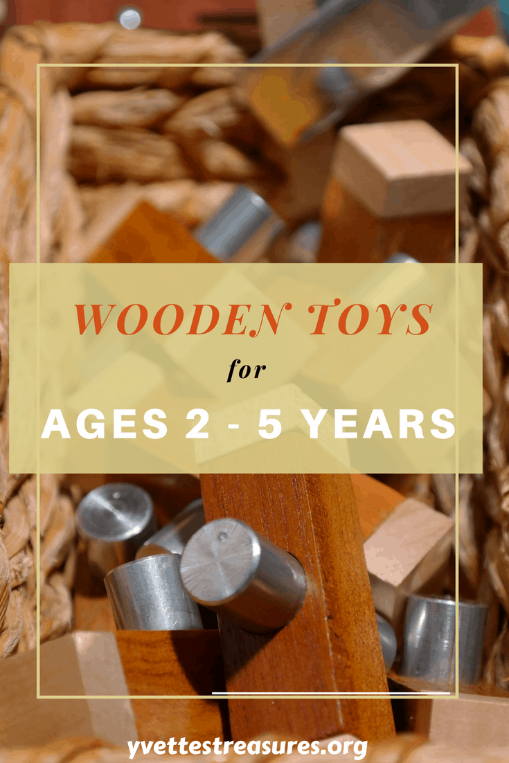 good wooden toys for toddler