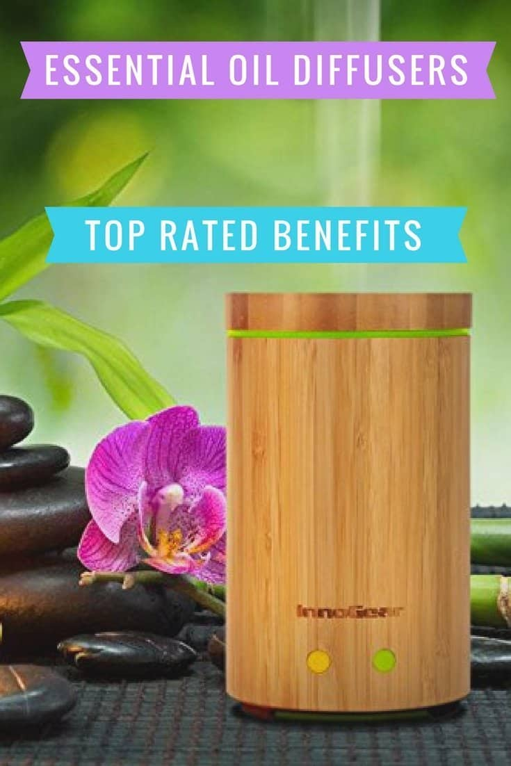 top rated essential oil diffuser