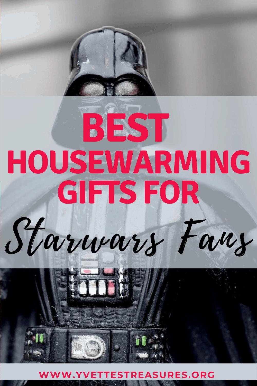 Star Wars housewarming gift