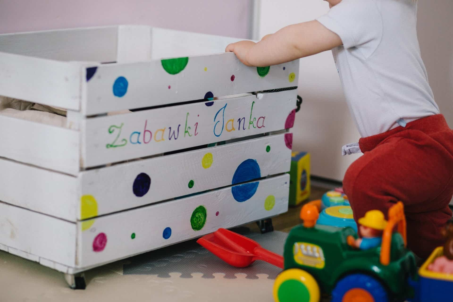toy chests for children