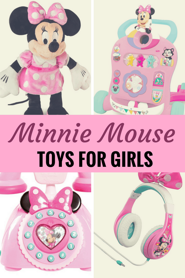 These Minnie Mouse Toys For Girls Are The Best