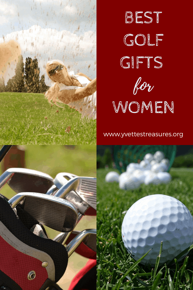 golf gifts for women ideas