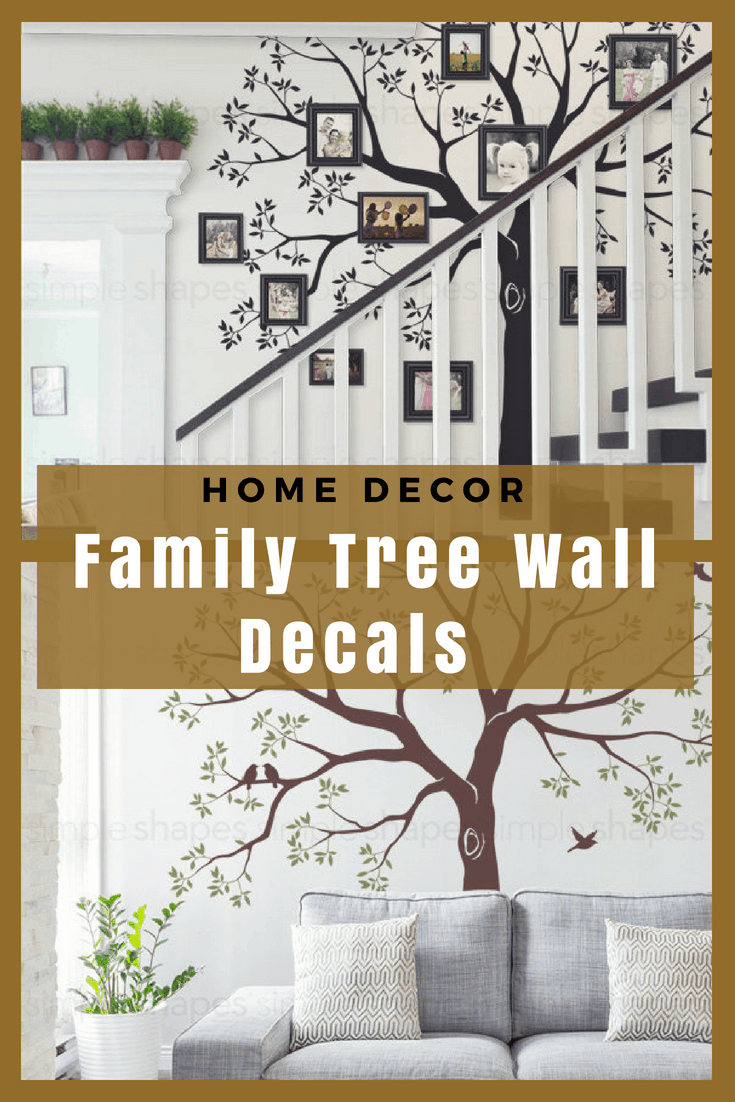 family tree decals