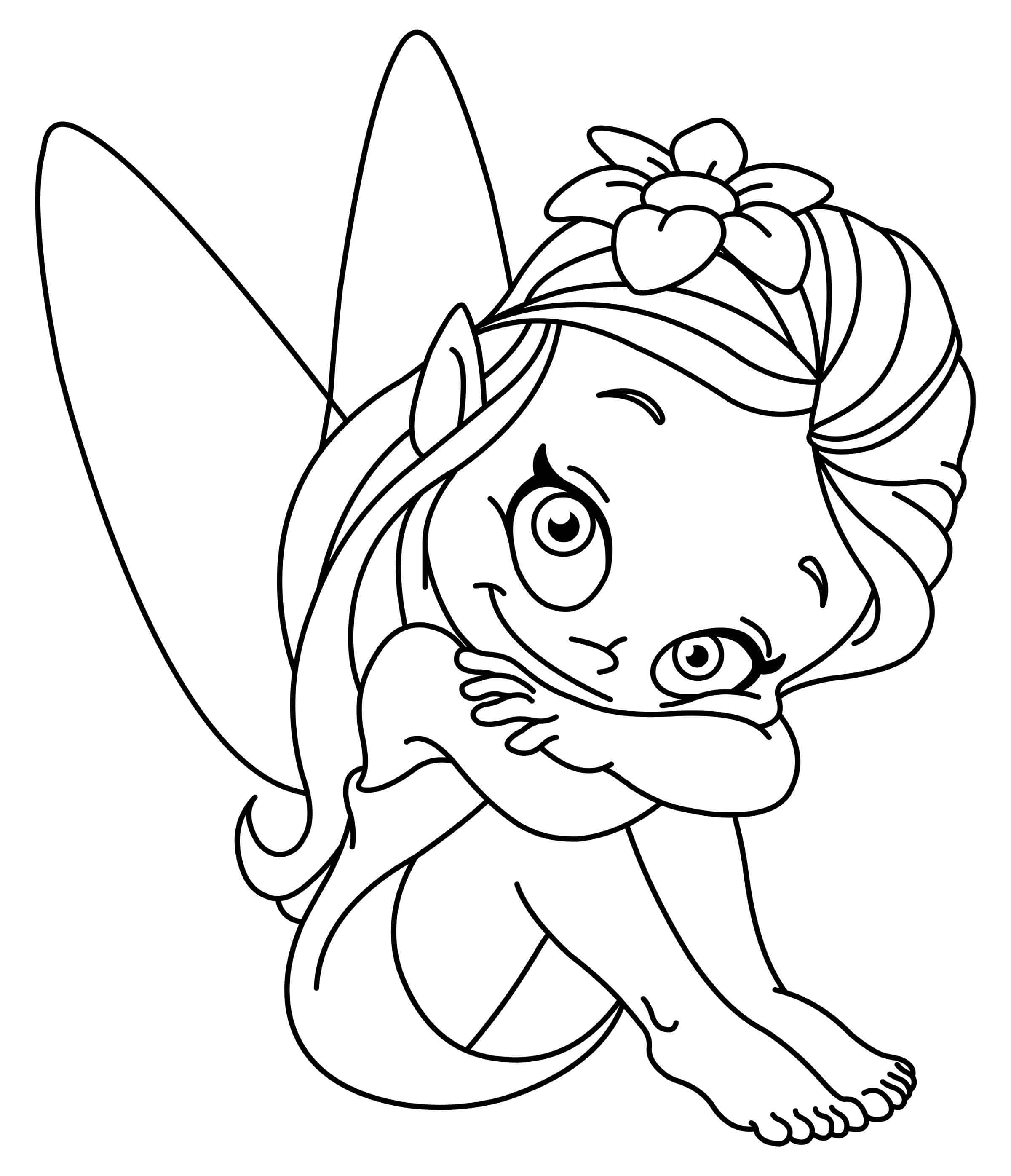 The Best Free Coloring Pages For Girls