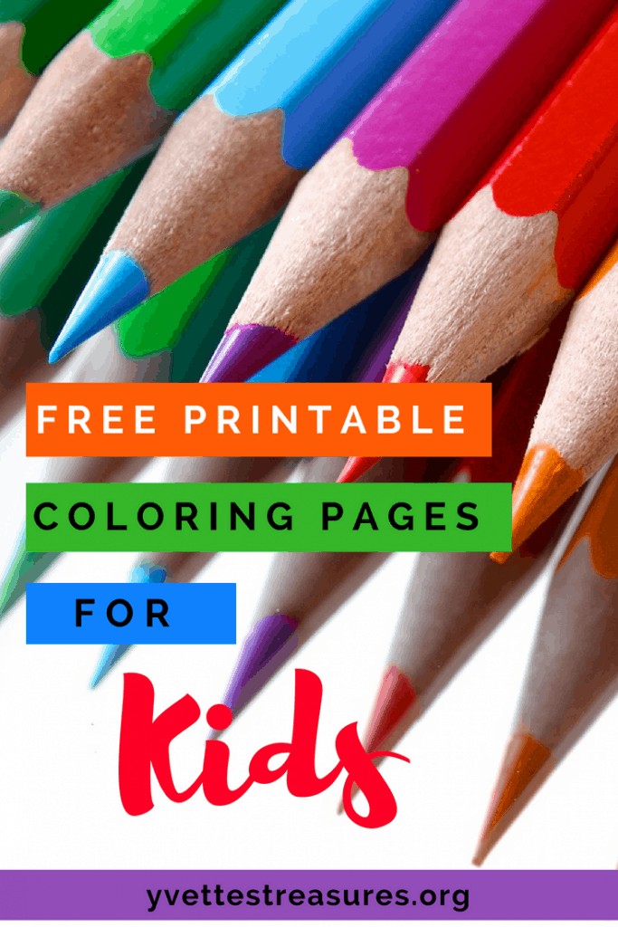 free coloring pages online for kids