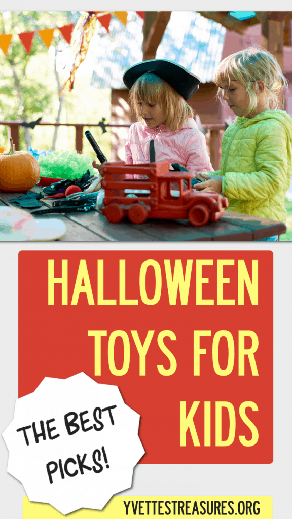 Halloween toys for kids