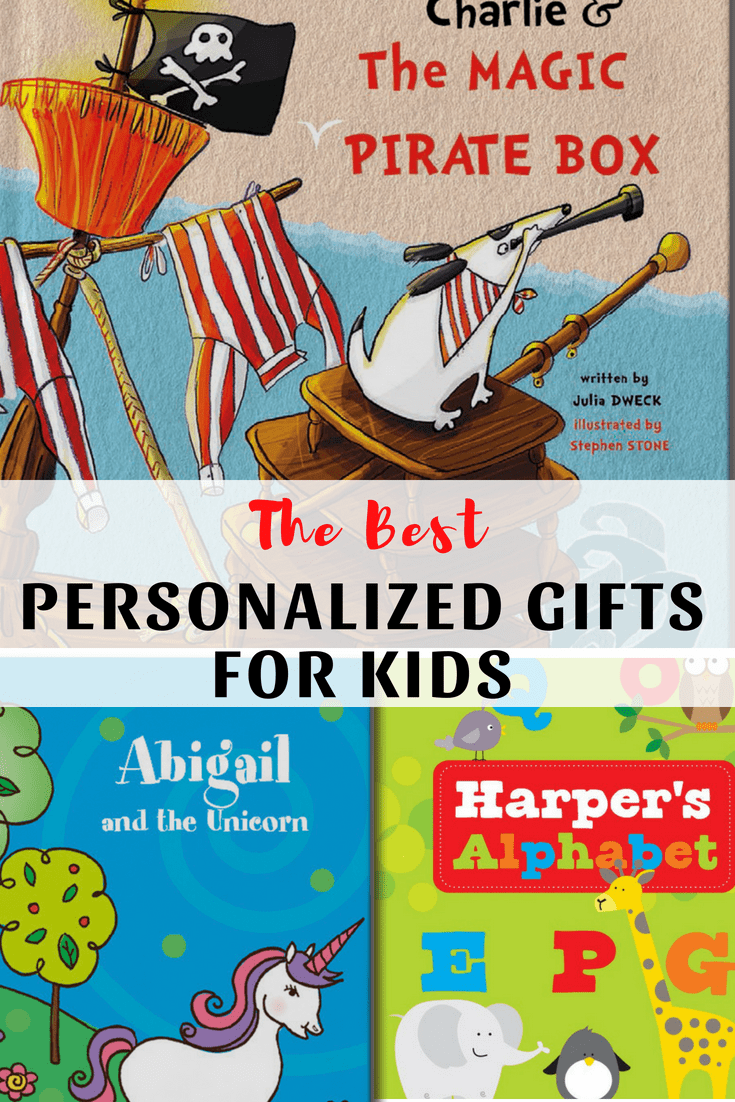 Top 10 Unique Personalized Gifts For Kids That Will Make Them Happy