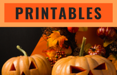 Fun Free Halloween Printables Kids Will Love
