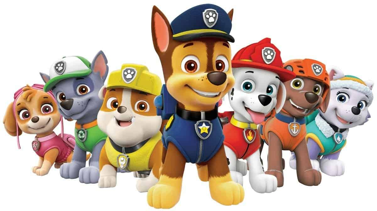 Nickelodeon Paw Patrol My Size Lookout Tower