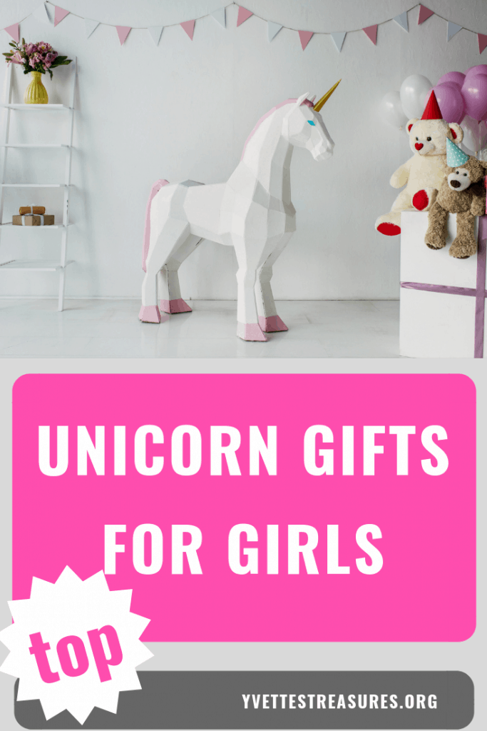 top unicorn gifts for girls