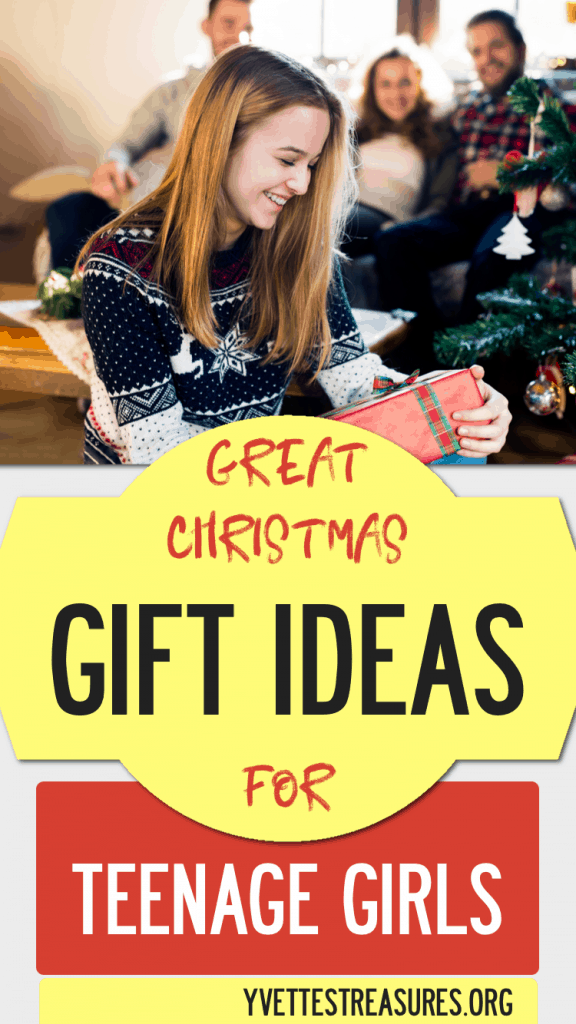 popular Christmas gifts teen girls