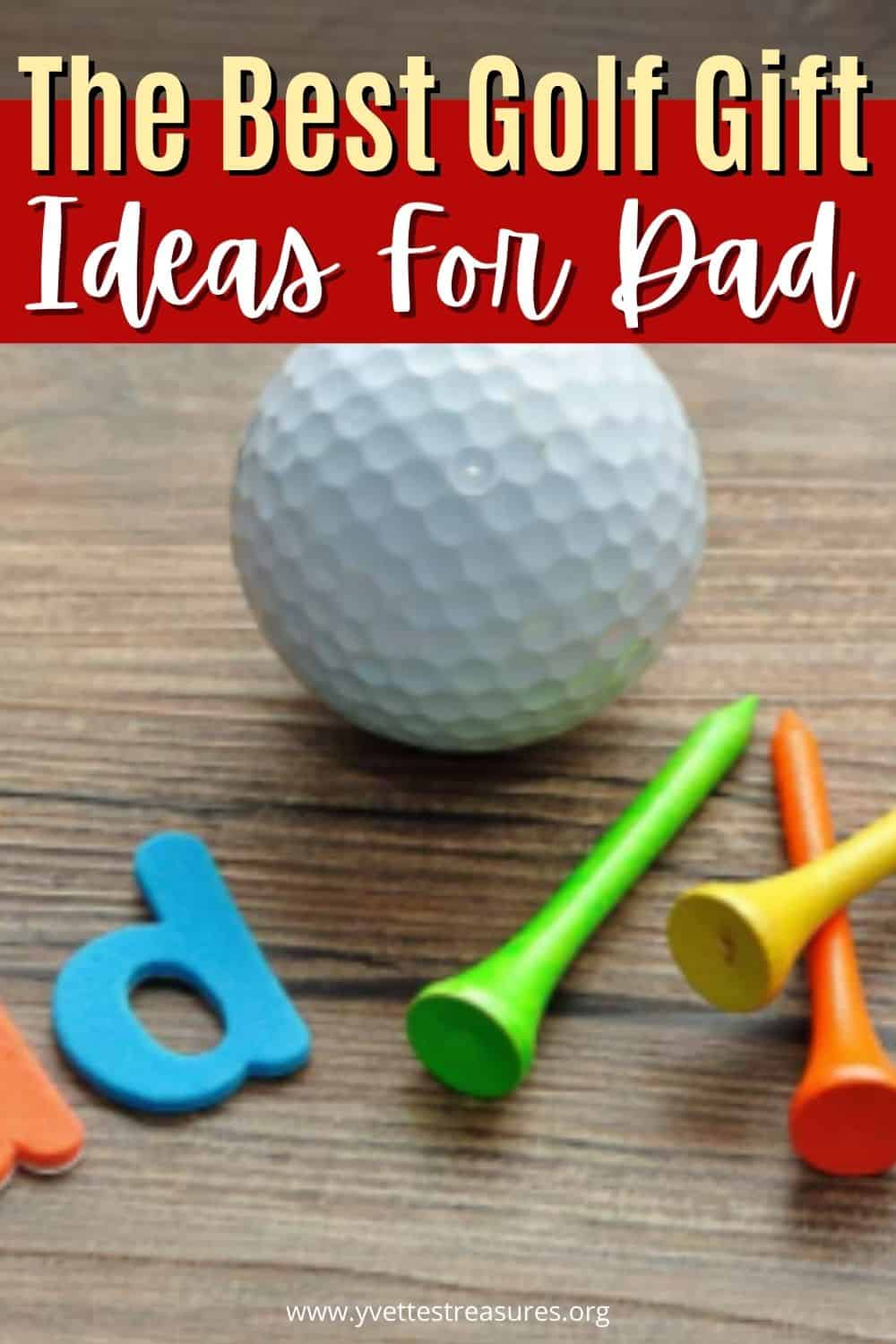 Best Golf Gift Ideas For Dad