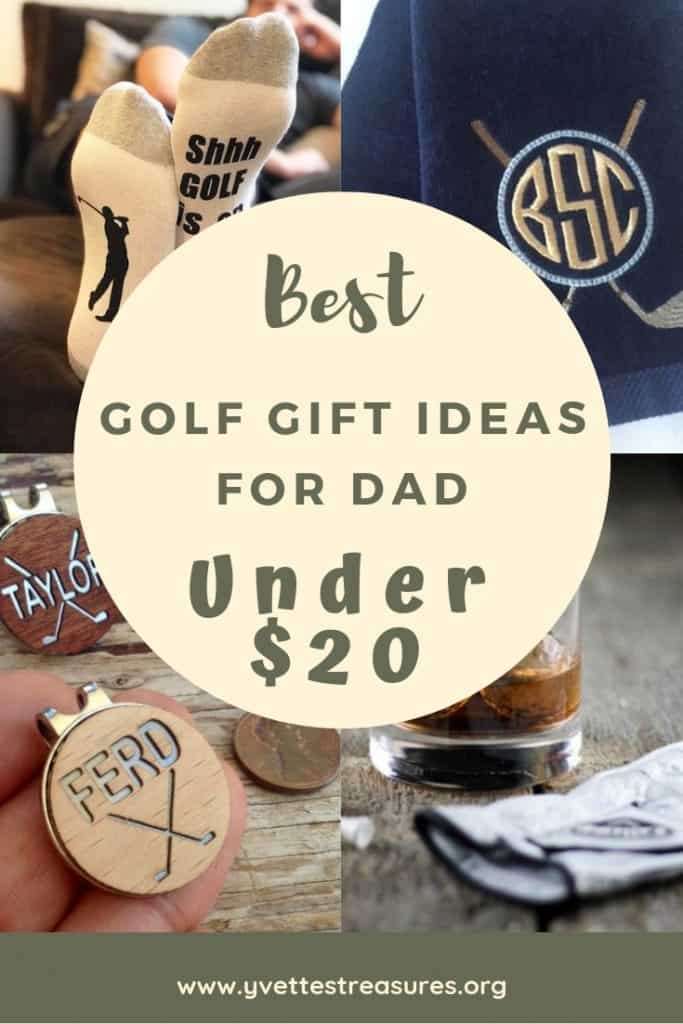 Golf Gift For Dads