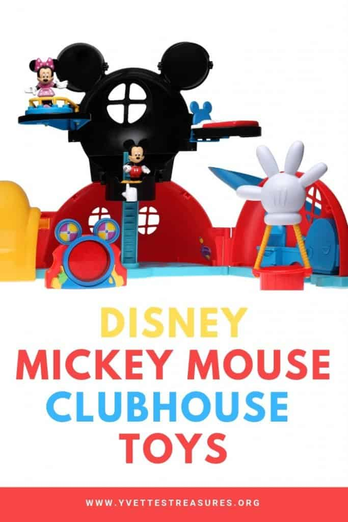 Mickey Mouse Disney Toys