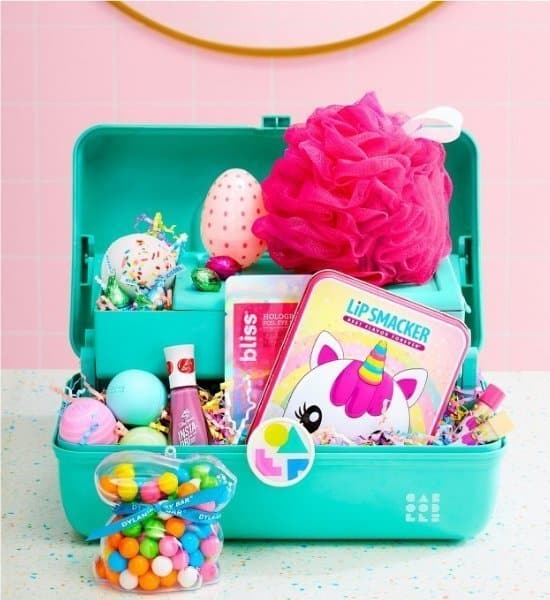 Easter beauty gift baskets