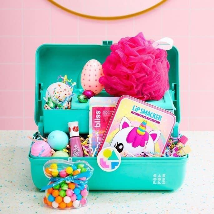 Beauty Gift Basket Ideas