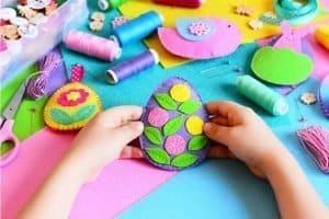 DIY Easter crafts kids