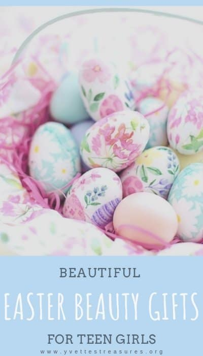 Easter beauty gifts for teenage girls