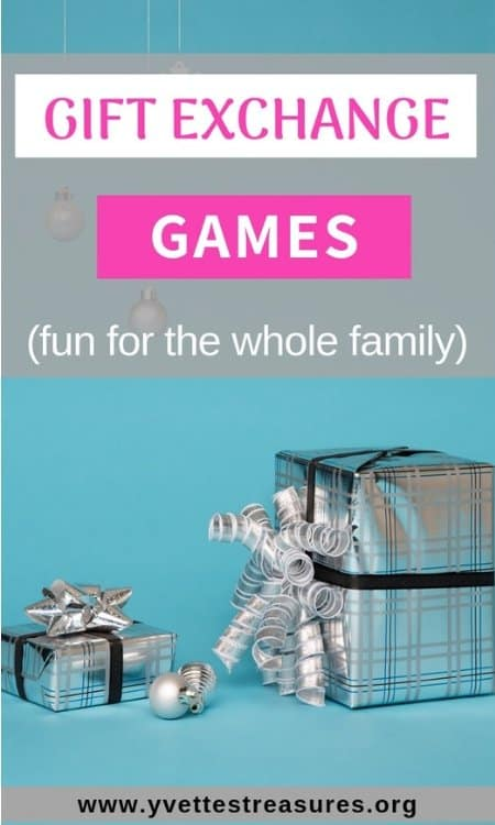 fun gift exchange game ideas