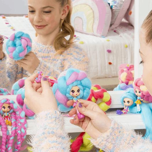 Candylocks collectible surprise dolls