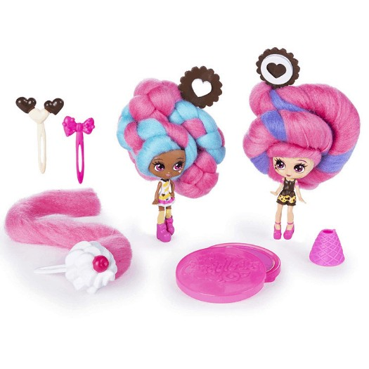 Candylocks dolls