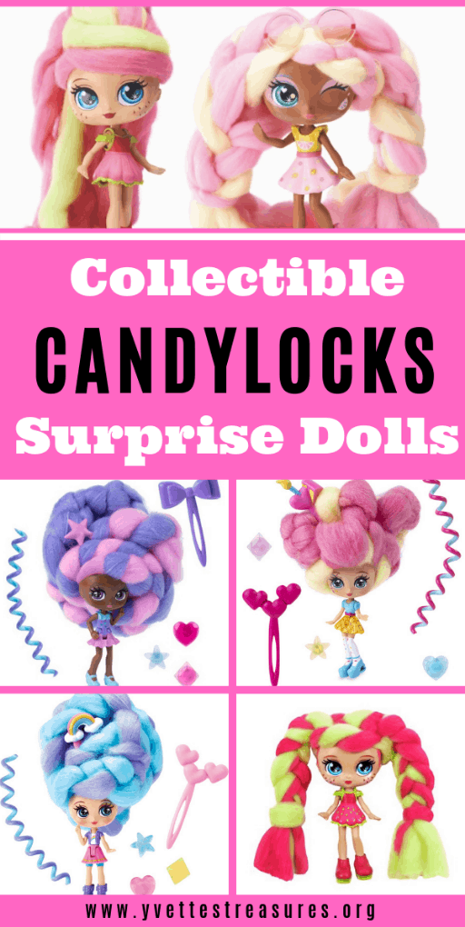 scented collectible dolls