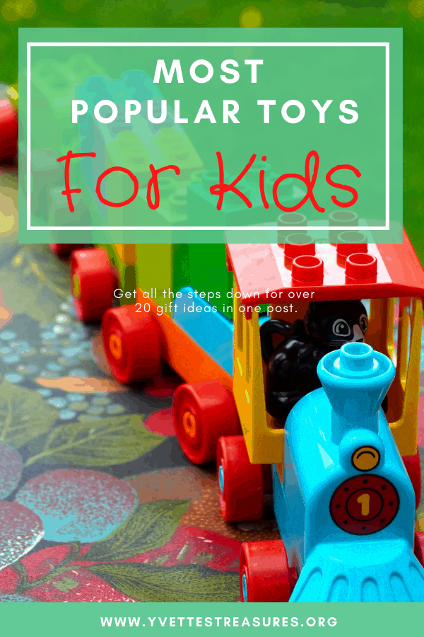 Popular New Toys