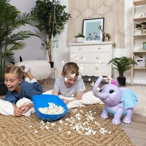 Juno My Baby Elephant - A Interactive Toy That Loves To Play