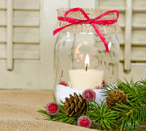 Mason Jar Christmas Crafts - Best Holiday Gifts In A Jar
