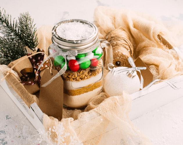 Christmas Mason Jar Recipes