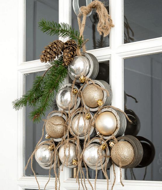 Christmas mason jar craft ideas