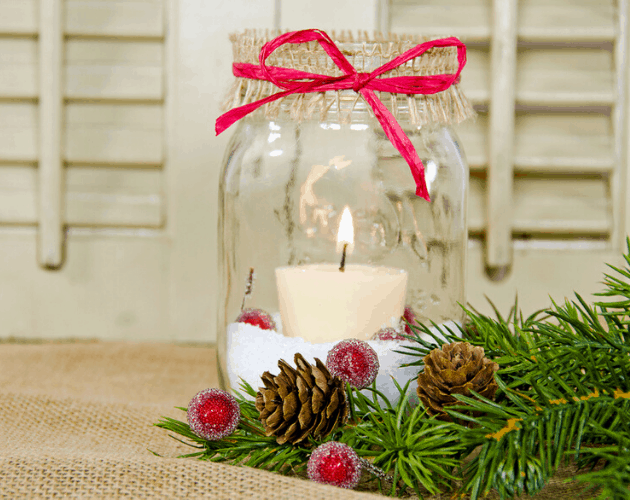 Mason Jar Christmas Crafts Best Holiday Gifts In A Jar