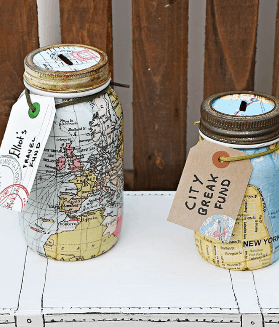 easy DIY Christmas crafts