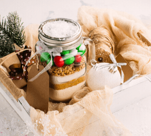 mason jar gift recipes