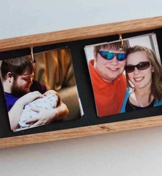 DIY photo gift