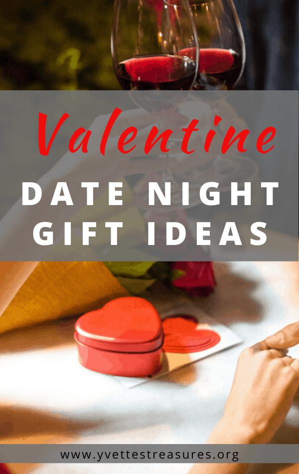 Valentine date night gift ideas