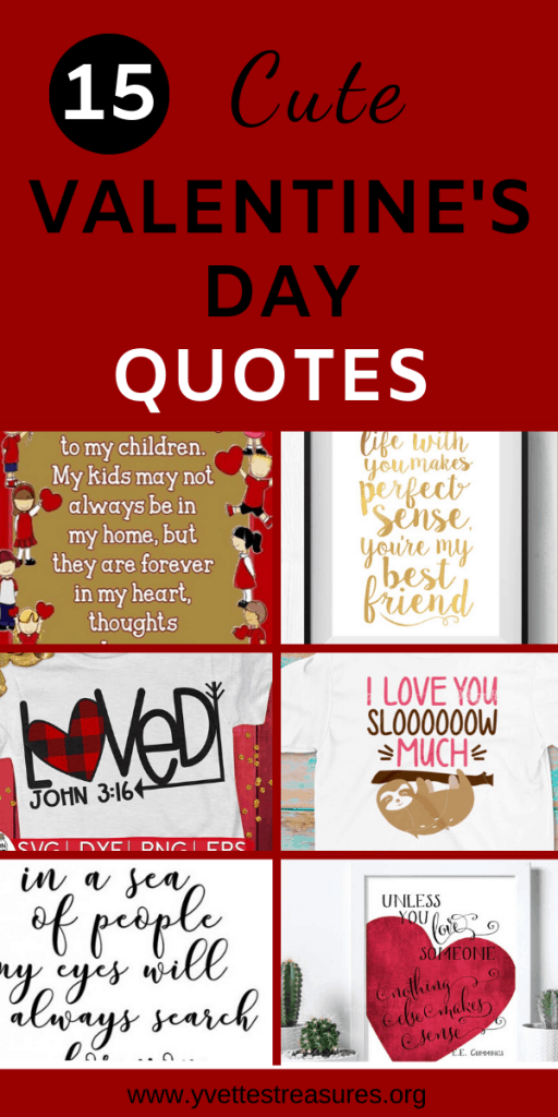 Cute Valentine's Day Quotes
