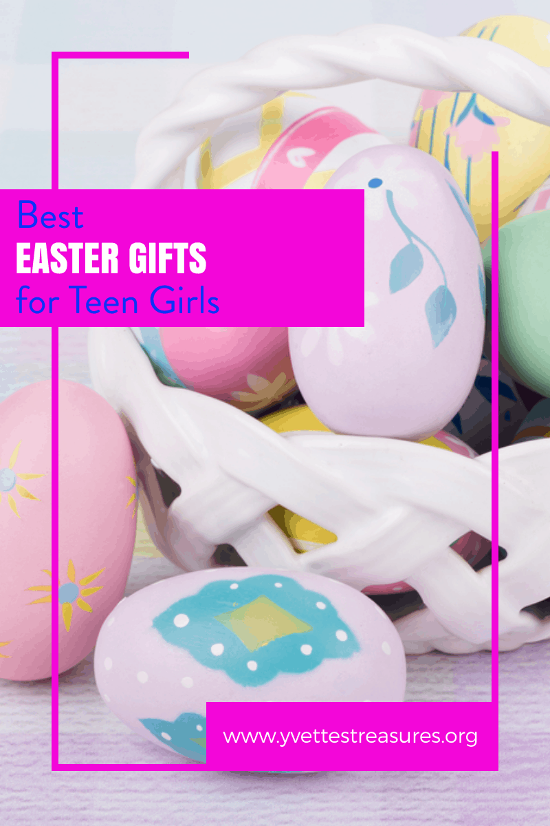 Easter gifts for teen girls