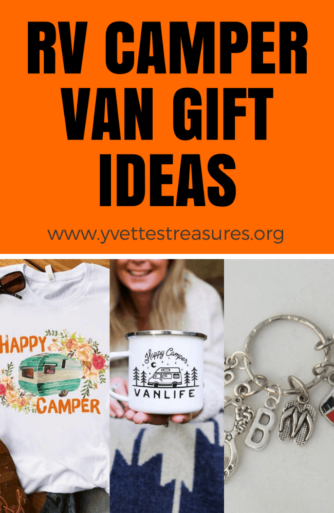 camper van gift ideas
