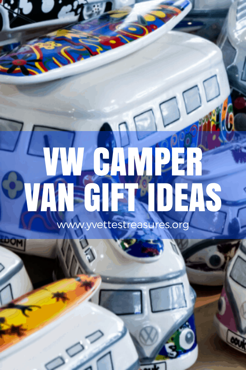 VW camper van gift ideas