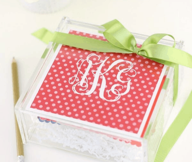 unique homemade gifts with cricut