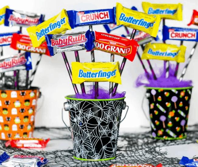 Halloween basket ideas