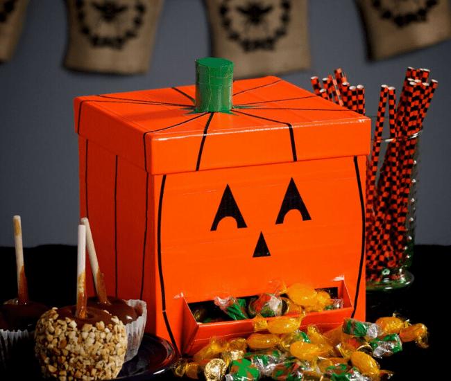 easy DIY Halloween crafts
