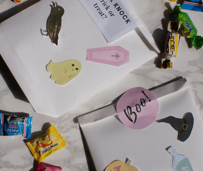 DIY treat bag ideas
